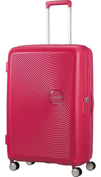 Valija Curio American Tourister Cabina Rigida Carry On Pink