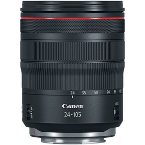 Lente Canon Rf 24-105mm F/4l Is Usm Garantia Novo