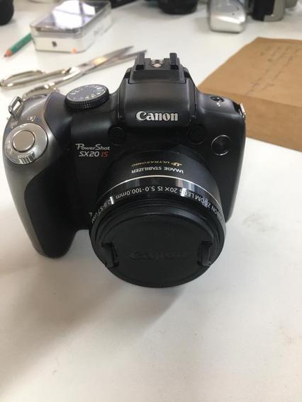 Maquina Fotografica Canon Power Shot Sx20 Is