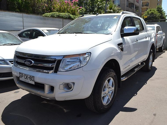 Ford Ranger Limited 2014