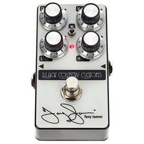 Pedal Laney Ti Boost Black Country Customs Tony Iommi