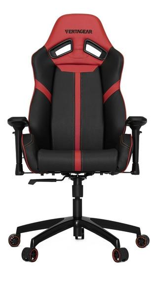 Silla Gamer Vertagear Serie Racing Sl5000 Negro/rojo