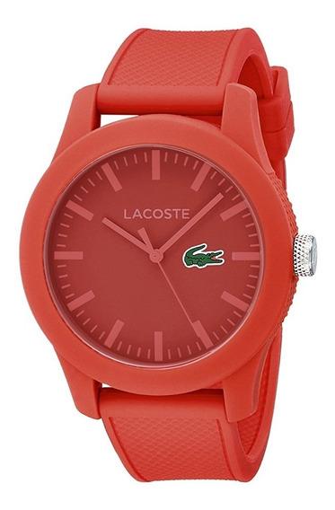 Lacoste Lc.201.0764 Reloj Informal Analogo Para Hombre L1212