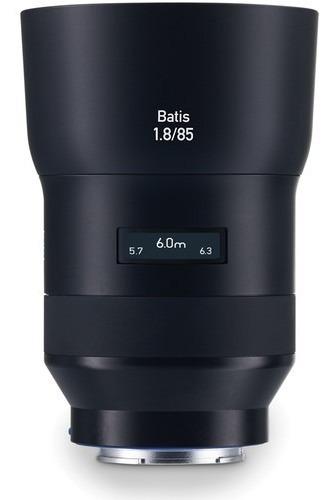 Lente Zeiss Batis 85mm F / 1.8 Para Sony E