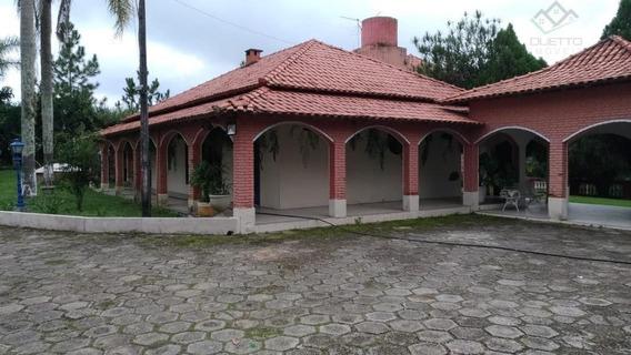 Sítio À Venda, 75000 M² Por R$ 3.500.000 - Itapety - Mogi Das Cruzes/sp - Si0001
