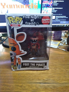 Foxy The Pirate Funko Pop