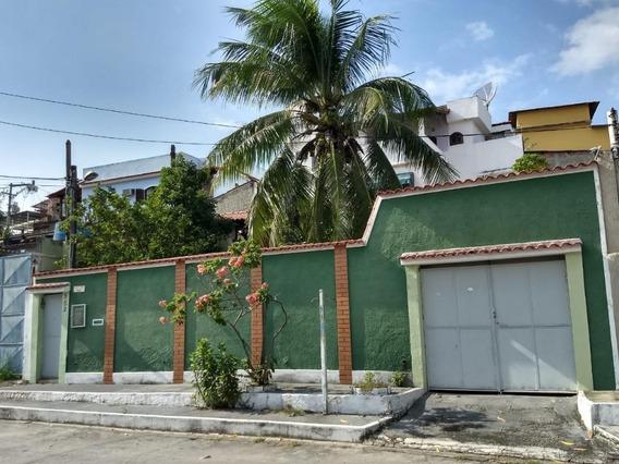 Casa Em Coelho, São Gonçalo/rj De 266m² 4 Quartos À Venda Por R$ 380.000,00 - Ca412706