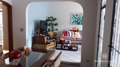 Casa Com 4 Dormitórios À Venda, 172 M² Por R$ 530.000,00 - Nova Piracicaba - Piracicaba/sp - Ca0535