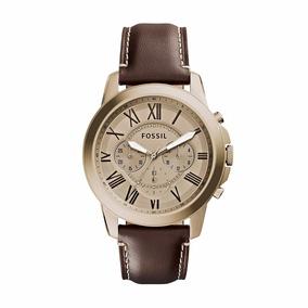 Relógio Fossil Masculino Cronógrafo Fs5107/2dn