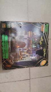 Spooky Town Lemax Frankenstein Laboratory