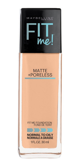 Base Matificante Fit Me Tono 235 Pure Beige Maybelline