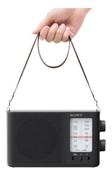 Rádio Sony Icf-19 500mw Am/fm A Pilha - Novo Na Caixa