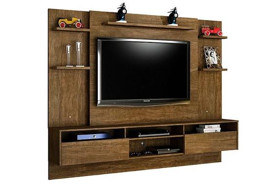 Painel Tv Status Valdemóveis Home P/tv 60 Ipê