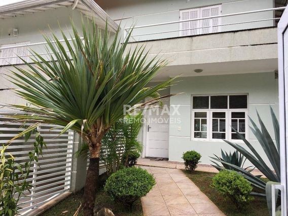 Casa Residencial À Venda, Jardim Europa, Valinhos. - Ca5976