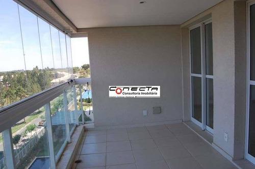 Imagem 1 de 15 de Apartamento Residencial Para Venda E Locação, Alphaville Campinas, Campinas - Ap0200. - Ap0200