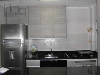 Apartamento À Venda, 123 M² Por R$ 590.000,00 - Parque Campolim - Sorocaba/sp - Ap0823