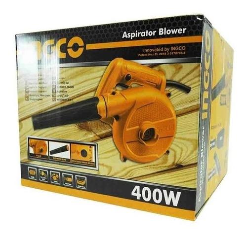 Sopladora Aspiradora Electrica 700w 110v Con Bolsa Reusable