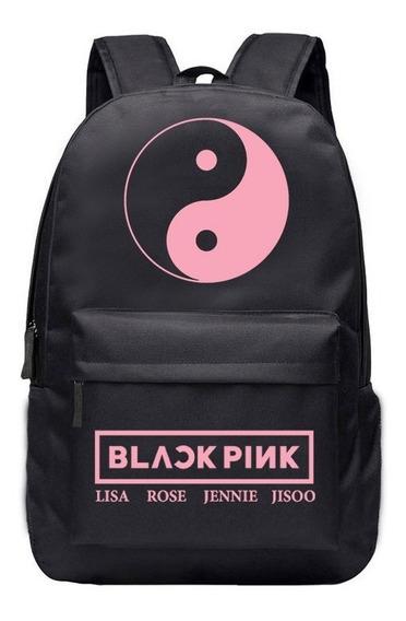 Mochila Black Pink, Bts, K-pop Envio Gratis Todo Chile