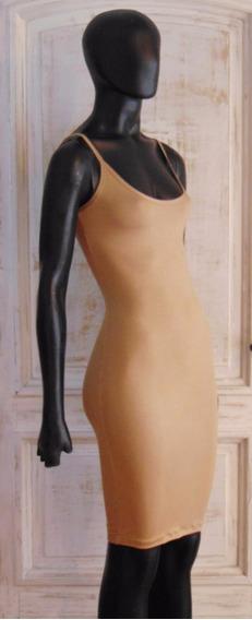 Vestido Ajustado Con Tiras! Espalda Baja! By Lola Qardama