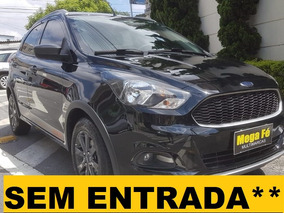 Ford Ka 1.0 Trail Flex 5p Completo Unico Dono