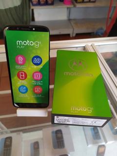 Motorola Moto G6 Play 3/32gb Azul.