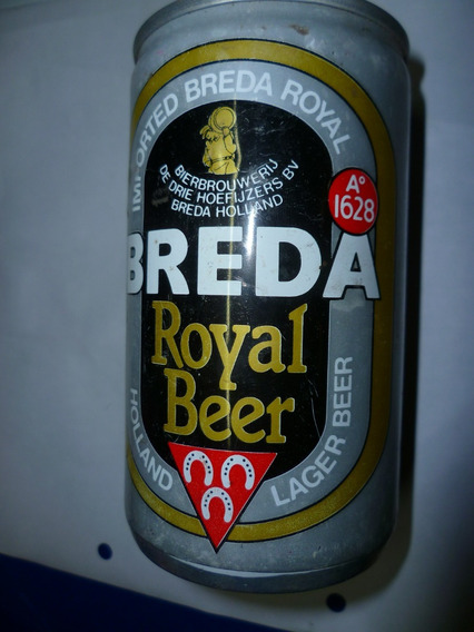Lata Breda Royal Beer