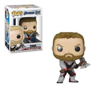 Funko Pop Thor 452 Avengers Endgame Marvel Baloo Toys
