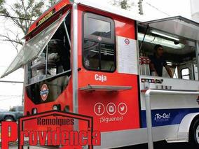 Remolque Para Comida Térmico / Food Trucks