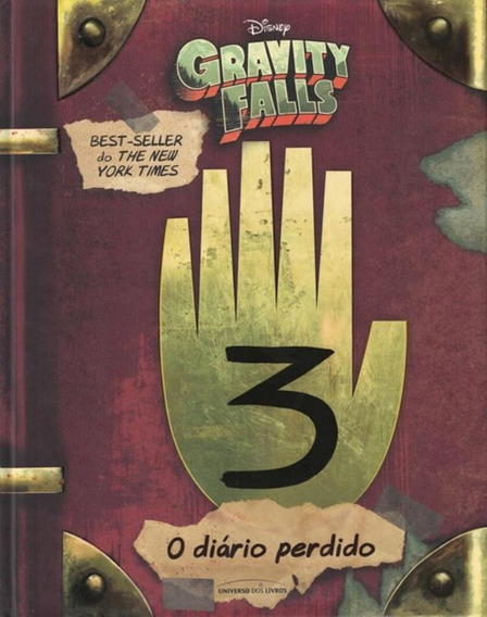 Gravity Falls - Vol. 3 - O Diario Perdido