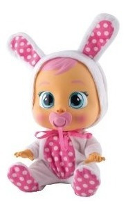 Boneca Bebê Cry Babies Coney Brinquedo Br528