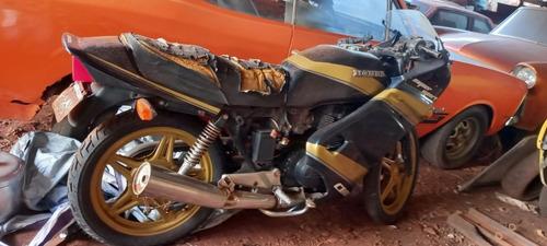 Imagem 1 de 8 de Honda Cb 400 1982 Cb 400 Carenada