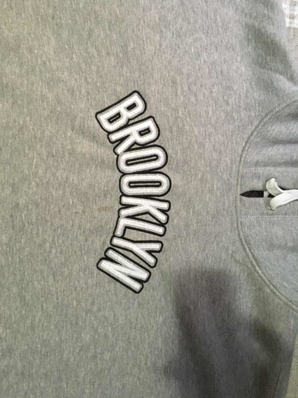 Moletom Brooklin Nets