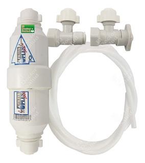 Filtro De Agua Externo C/ Multikit Instalacion Neveras Ozono