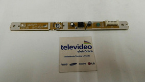 Placa Sensor Do Remoto Tv 32 Panasonic Tc-32lx70lb