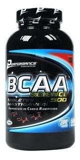 Performance Nutrition - Bcaa 500mg Laranja (200 Tabs)