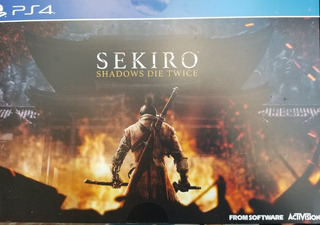 Sekiro Shadows Die Twice Collector