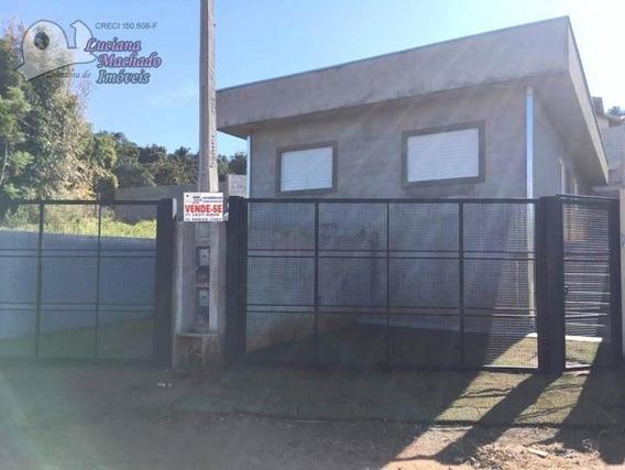Casa Para Venda Em Atibaia, Jardim São Felipe, 2 Dormitórios, 1 Banheiro, 1 Vaga - Ca00628