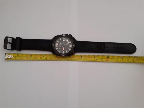 Reloj Branz Orologi Negro A Pueba De Agua 2018