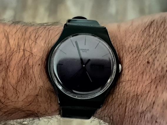 Reloj Swatch Vintage Para Caballero De Cuarzo Remate Oferta