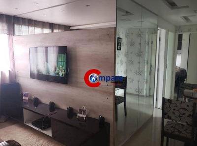 Apartamento Com 2 Dormitórios À Venda, 45 M² Por R$ 195.000 - Jardim Presidente Dutra - Guarulhos/sp - Ap7322
