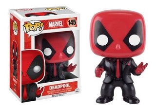 Pop! Marvel: Deadpool (dressed To Kill) Previews Exclusive