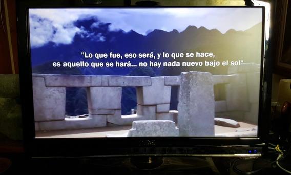Televisor Y Monitor De 19 Pulgadas Slim Como Nuevo Oferta