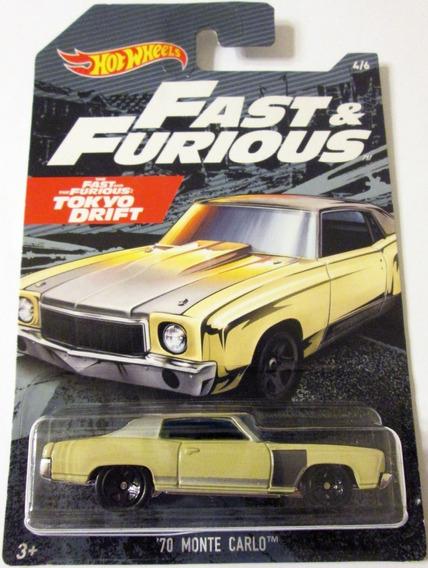 Hot Wheels Rápido Y Furioso - Fast & Furious