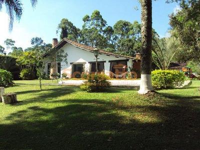 Casa Residencial Para Venda E Locação, Chácara Italago, Itapecerica Da Serra - Ca0871. - Ca0871