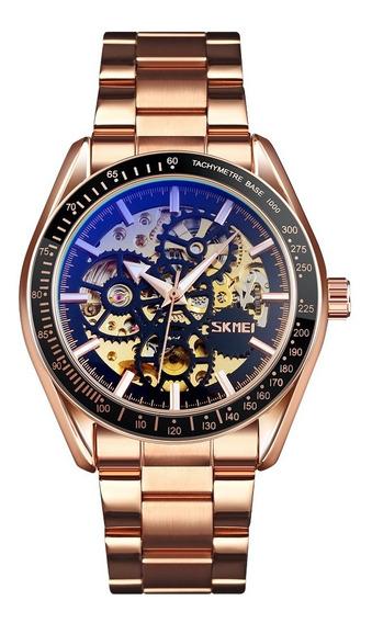 Reloj Skmei 9194 Caballero Automático Nuevo Modelo 2020