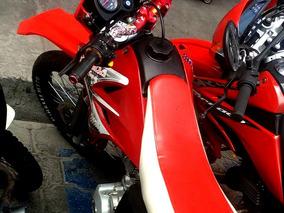 Moto Enduro 2008 Jianshe Motor Y Caja Optimas Condiciones