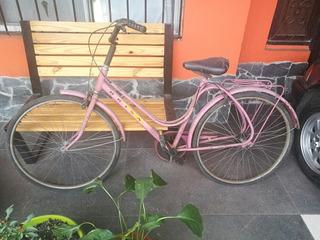 Bicicleta Antigua De Paseo Monark