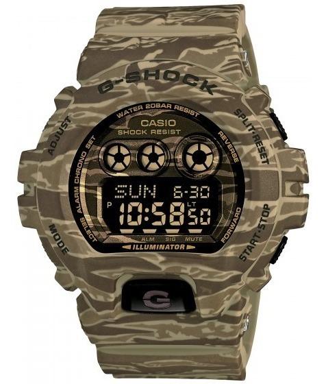 Relógio Casio Gd-x6900cm-5dr G-shock Camuflado - Refinado