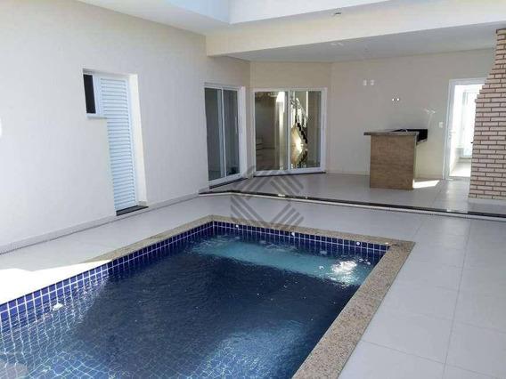 Sobrado Com 3 Dormitórios À Venda, 295 M² Por R$ 1.350.000,00 - Condomínio Chácara Ondina - Sorocaba/sp - So1827