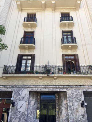 Alquiler Apartamento En Edificio Palacio Durazno 22.000 + Gc